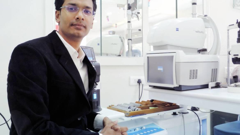 Know your optometrist- Kunal Shah